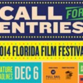 Last call: 2014 Florida Film Festival submissions end Friday 12/6