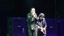 Ozz the great and powerless: Black Sabbath brings back despair