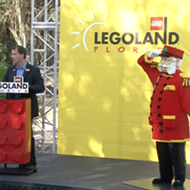 Legoland Florida to open hotel in 2015