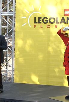Legoland Florida to open hotel in 2015