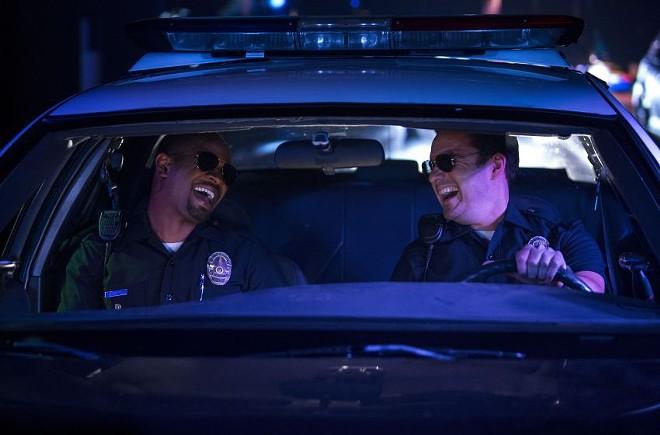 Let's Be Cops (2014) - PHOTO VIA TWENTIETH  CENTURY FOX