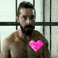 Listen to Shia LeBeouf's heartbeat online ... because reasons.