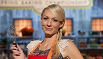 Local baker makes good on Food Network's spring baking competition