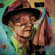 Locals lead an excursion through the work of William S. Burroughs