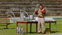 Location Matters: the Mud Dogs' football field from 'The Waterboy'