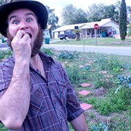 Longwood front-yard farmer stands by his permaculture plot