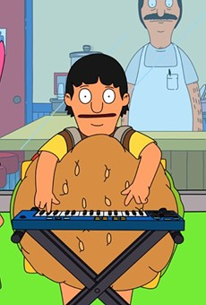 """Louise, Gene and Tina Belcher perform """"Strawesome"""" as Itty Bitty Ditty Committee"""