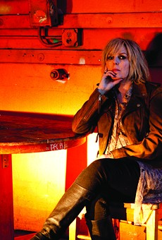 Lucinda Williams ditches unrequited love songs for newfound tranquility without losing her creative brilliance