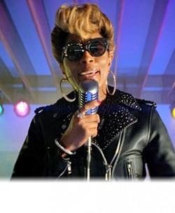 Mary J. Blige -- or racist fever dream?