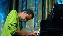 Matthew Shipp to be artist-in-residence at Atlantic Center for the Arts
