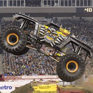 The Monster Jam is set to destroy the Citrus Bowl