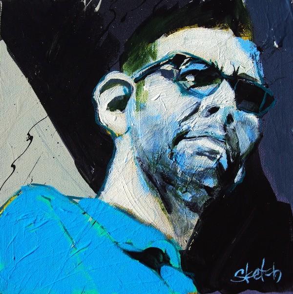 'Me 2010' by Parker Sketch