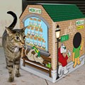 Meowse MediCATe Catnip Dispensary: Insert party animal joke here