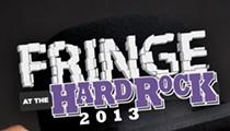 Michael Winslow hosts Fringe at the Hard Rock