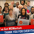 Moms Demand Action for Gun Sense in America holds rally in Capitol against guns on campus