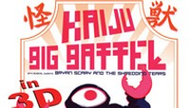 Monsters unite at Kaiju Big Battel on Halloween
