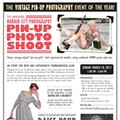 Murder City Photography Pinup Shoot to be held in Geneva