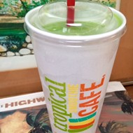 Nosh Pit: Avocolada Smoothie from Tropical Smoothie Cafe