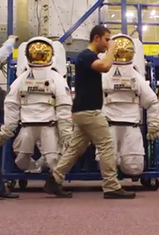 NASA releases another parody music video and we kind of love it