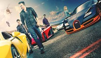 Opening in Orlando: 'Need for Speed'