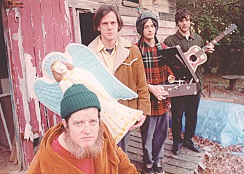 Neutral Milk Hotel's Jeff Mangum tours again after 14 years