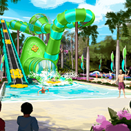 New Colossal Curl flume ride coming to Adventure Island in Tampa