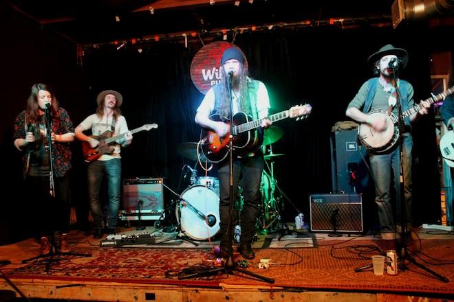 Banditos at Will's Pub - ASHLEY BELANGER