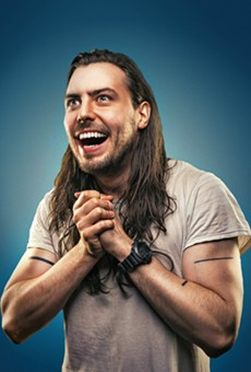 Andrew W.K. brings a packed party to the Social