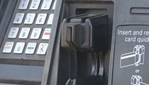 Credit card skimmers found on 103 Florida gas pumps