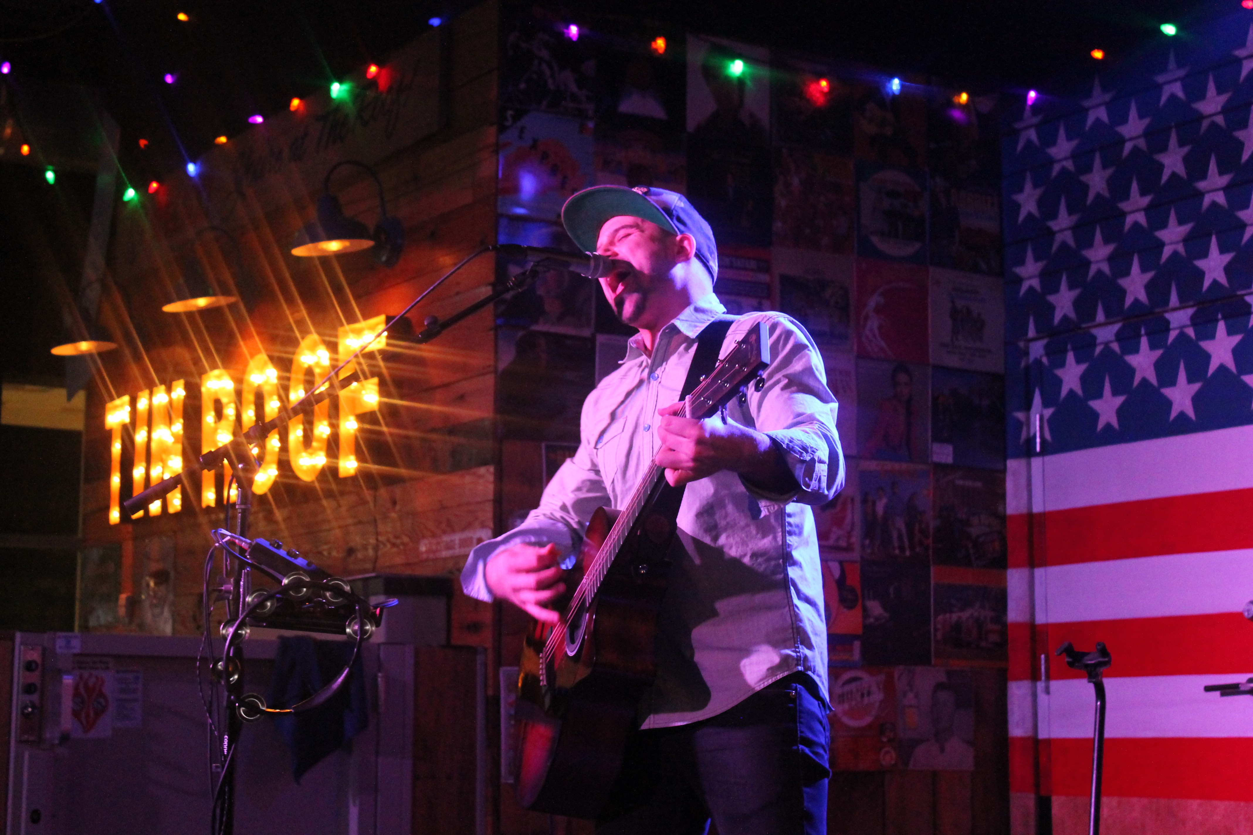 New Live Music Joint Tin Roof Looks To Local Musicians