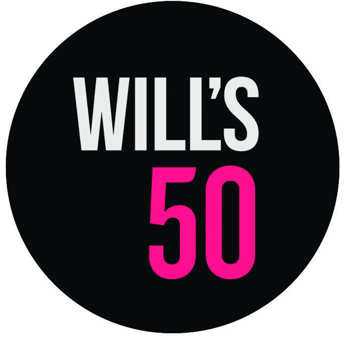 New logo for the Will's 50 district