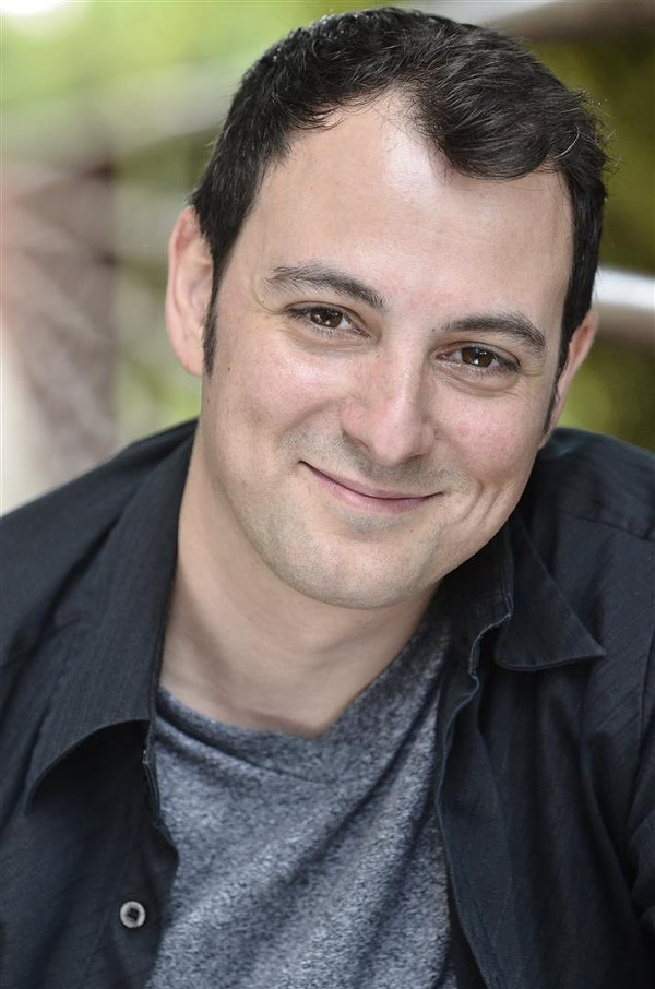 New Orlando Fringe Festival Producer Michael Marinaccio