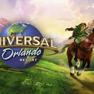 Nintendo attractions coming to Universal Studios Theme Parks!