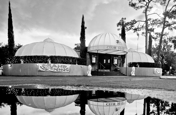 NIPPLED IN THE BUD - Following years of investigation and harassment by Winter Park city government and police, the double-domed institution known as Club Harem finally gets paid off ... and told to shut up - PHOTO BY JASON GREENE
