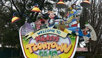 "Mickey Evicted! Disney's ""Toontown Fair"" Closed and Awaiting Demolition"