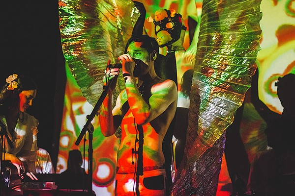 Of Montreal - PHOTO BY JAMES DECHERT