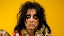 On sale this week: Halloweenie Roast featuring Alice Cooper at UCF Arena