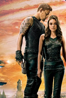 Opening in Orlando: 'Jupiter Ascending,' 'Seventh Son,' 'The Spongebob Movie: Sponge out of Water'