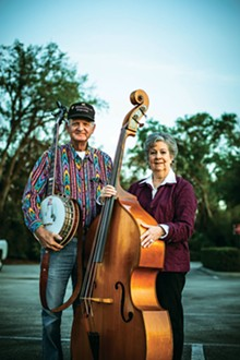 Orange Blossom Special: Jack Lewis and his wife, Judie, started the Ocoee bluegrass jam 22 years ago.