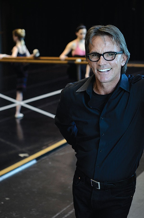 Orlando Ballet artistic director Robert Hill - PHOTO OF ROBERT HILL VIA ORLANDO BALLET