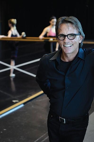 Orlando Ballet artistic director Robert Hill - PHOTO OF ROBERT HILL VIA ORLANDO BALLET