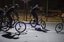 CHRISTOPHER GARCIA - Orlando Bike Polo