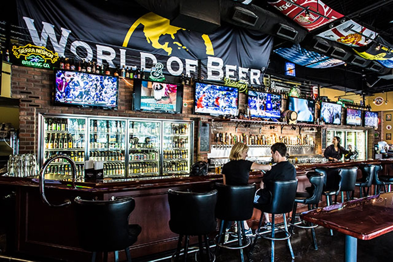 Orlando craft beer bars drink orlando weekly for Best place to buy craft beer online
