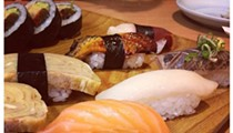 Hanamizuki nominated in the Chowzter Tastiest Fast Feasts in the World Awards