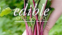 Orlando gets edible