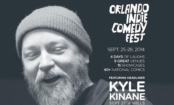 Orlando Indie Comedy Fest