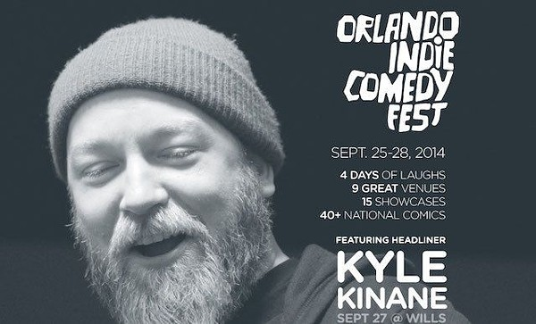 Orlando Indie Comedy Fest