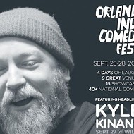 Funny ha-ha: The inaugural Orlando Indie Comedy Fest is finally here