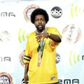 Party rapper Afroman performs in Winter Haven