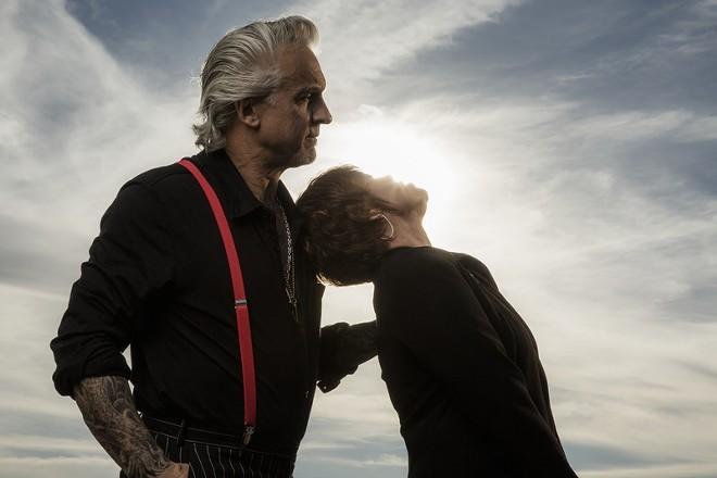 Pat Benatar & Neil Giraldo - PHOTO BY TRAVIS SHINN